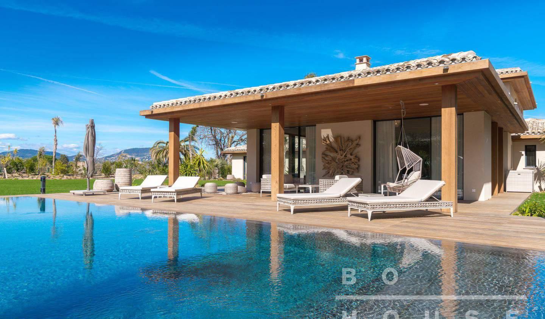 Villa avec piscine Gassin