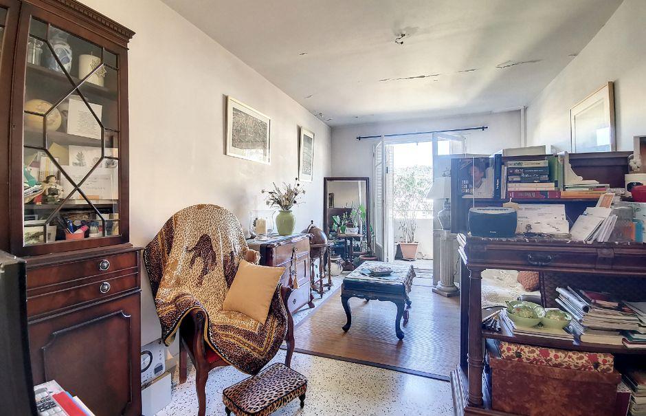 Vente appartement 3 pièces 64 m² à Nice (06300), 232 000 €