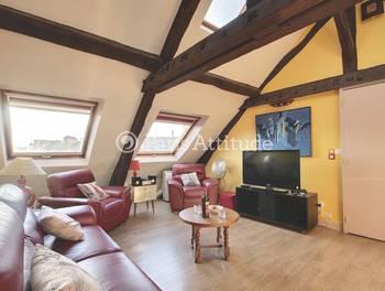 Appartement meublé 3 pièces 93 m2