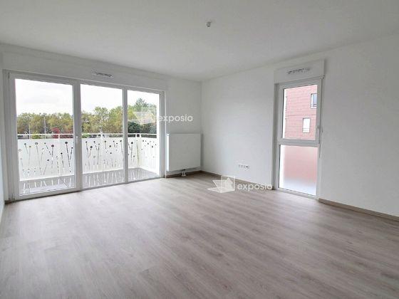 Location appartement 3 pièces 65,75 m2