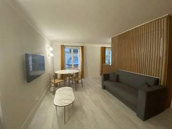 Studio meublé 27,91 m2