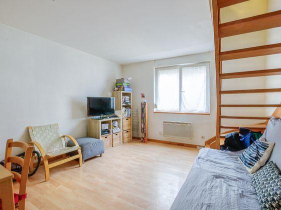 Vente appartement 2 pièces 42 m2 à Lille