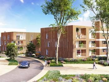Appartement 4 pièces 89,34 m2