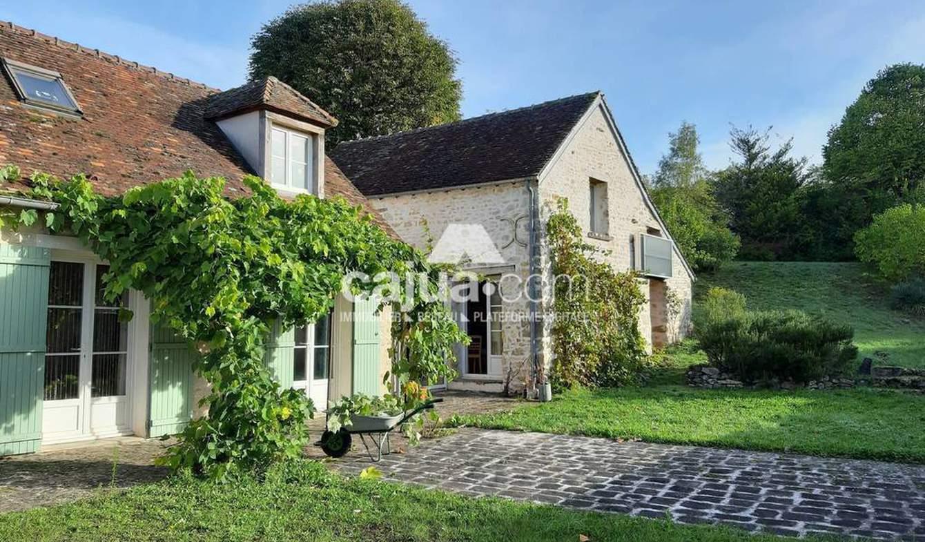 Maison avec terrasse Boulancourt
