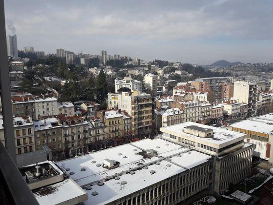 vente Appartement 6 pièces 130 m2 Saint-Etienne