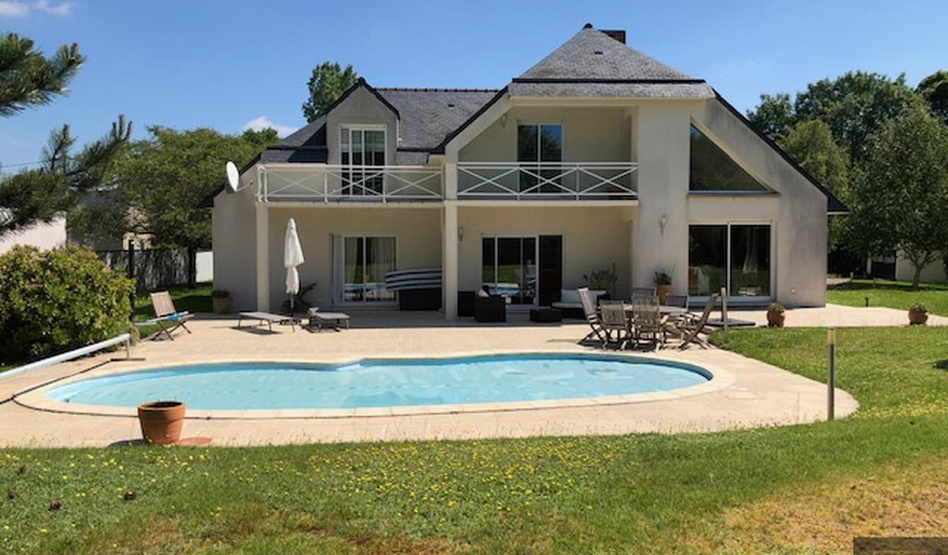 Maison avec piscine et terrasse Vigneux-de-Bretagne