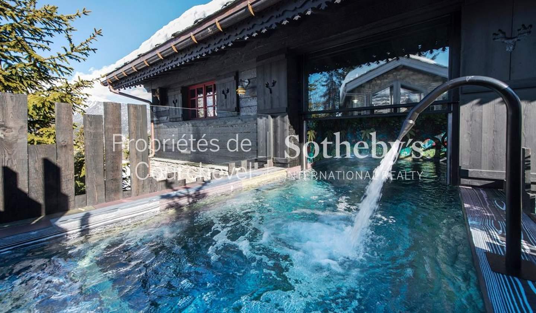 Chalet avec piscine Courchevel
