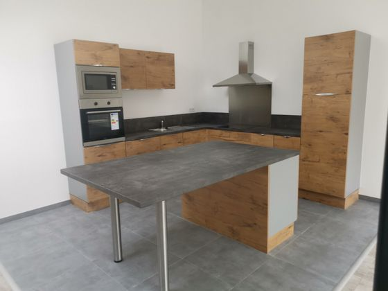 Vente appartement 3 pièces 88,1 m2