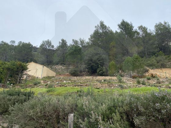 Vente terrain 610 m2