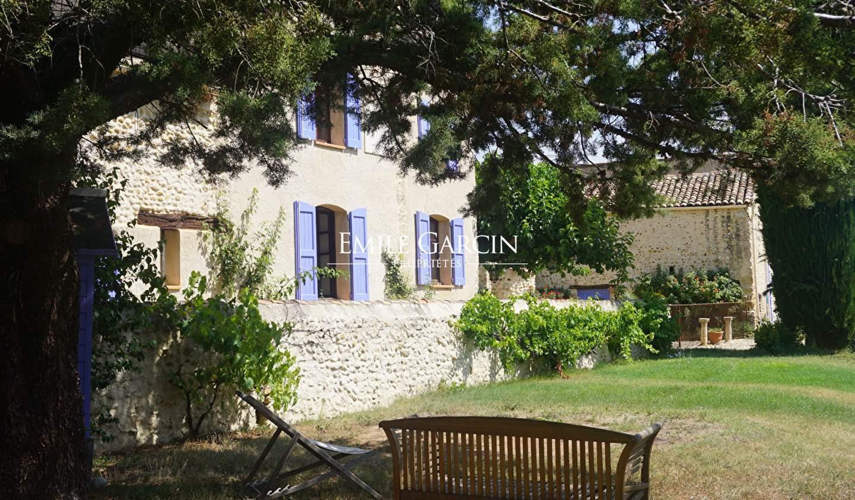 Maison Allemagne-en-Provence