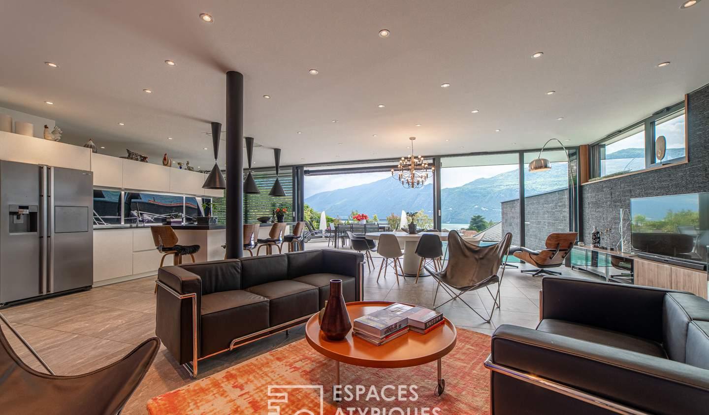 Maison avec piscine et terrasse Brison-Saint-Innocent