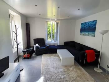 Appartement meublé 3 pièces 71,74 m2