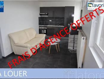 Appartement meublé 2 pièces 30,84 m2