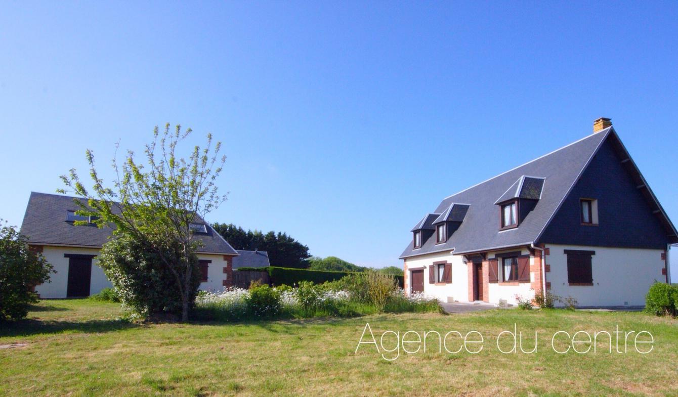 House with terrace Vattetot-sur-Mer