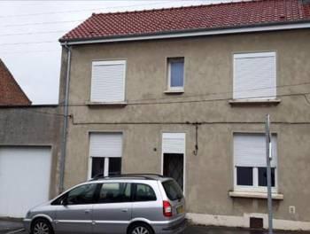 Maison 3 pièces 81 m2