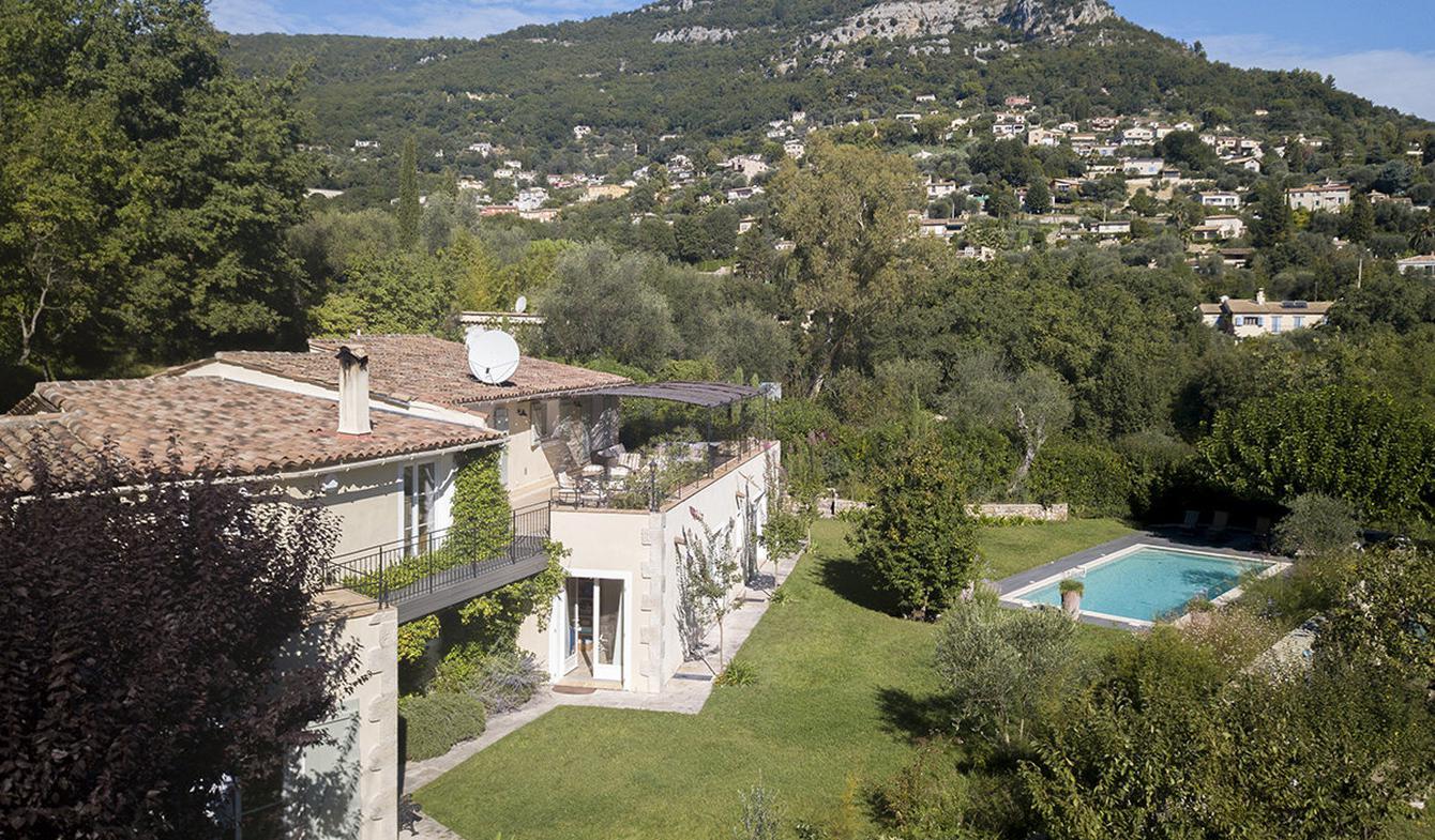 Maison avec piscine Le Bar-sur-Loup
