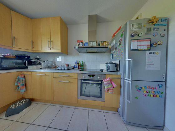 Vente appartement 4 pièces 85,03 m2