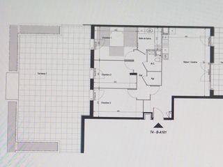 Appartement Meylan (38240)