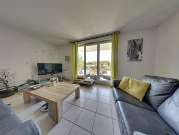 Appartement 4 pièces 85,03 m2
