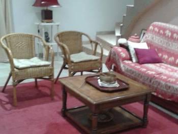 Maison meublée 3 pièces 100 m2