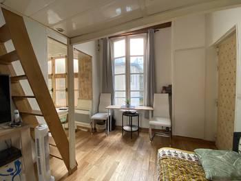 Studio 17,98 m2