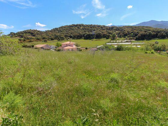 Vente terrain 1782 m2