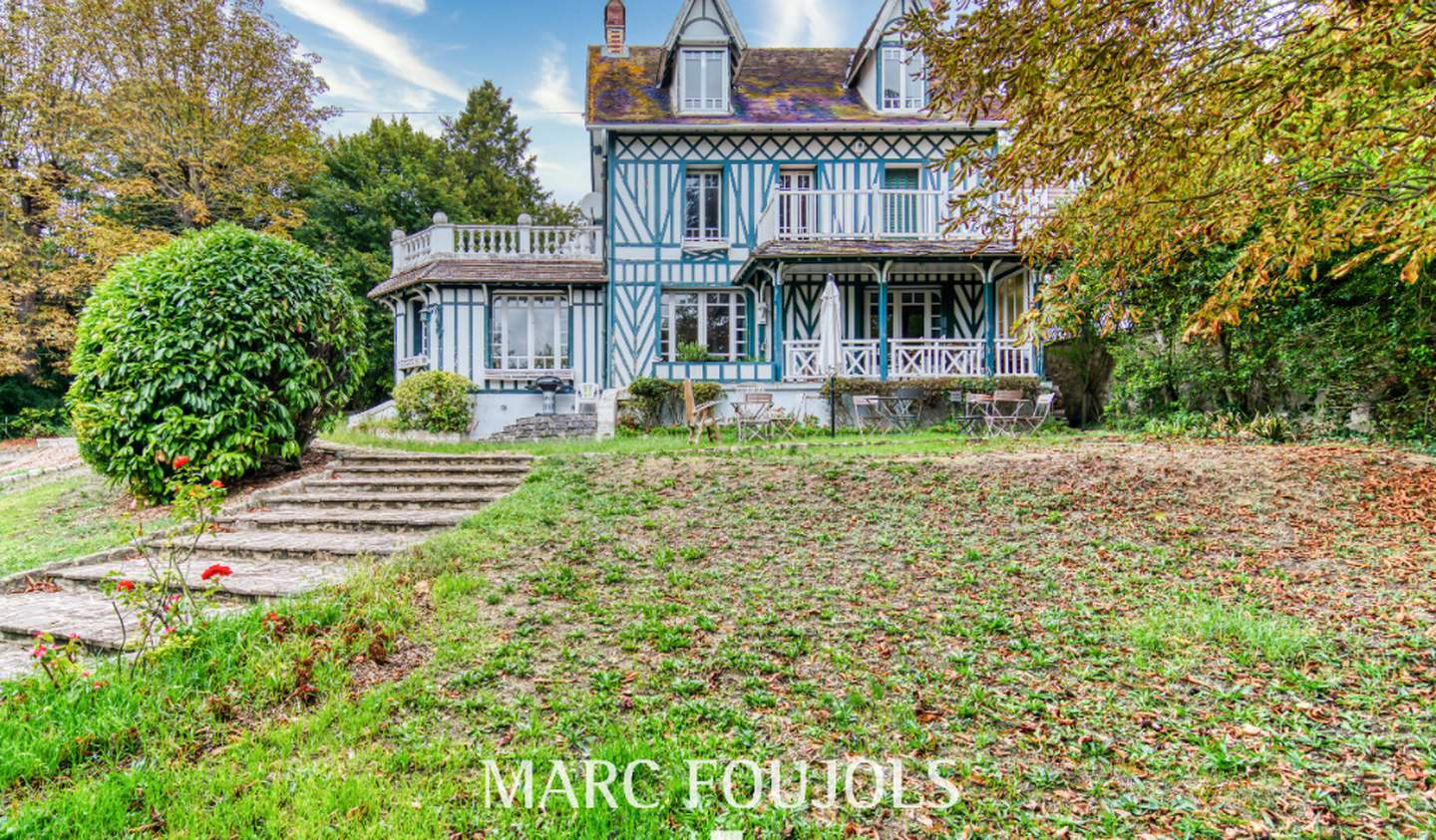 House with terrace Auvers-sur-Oise