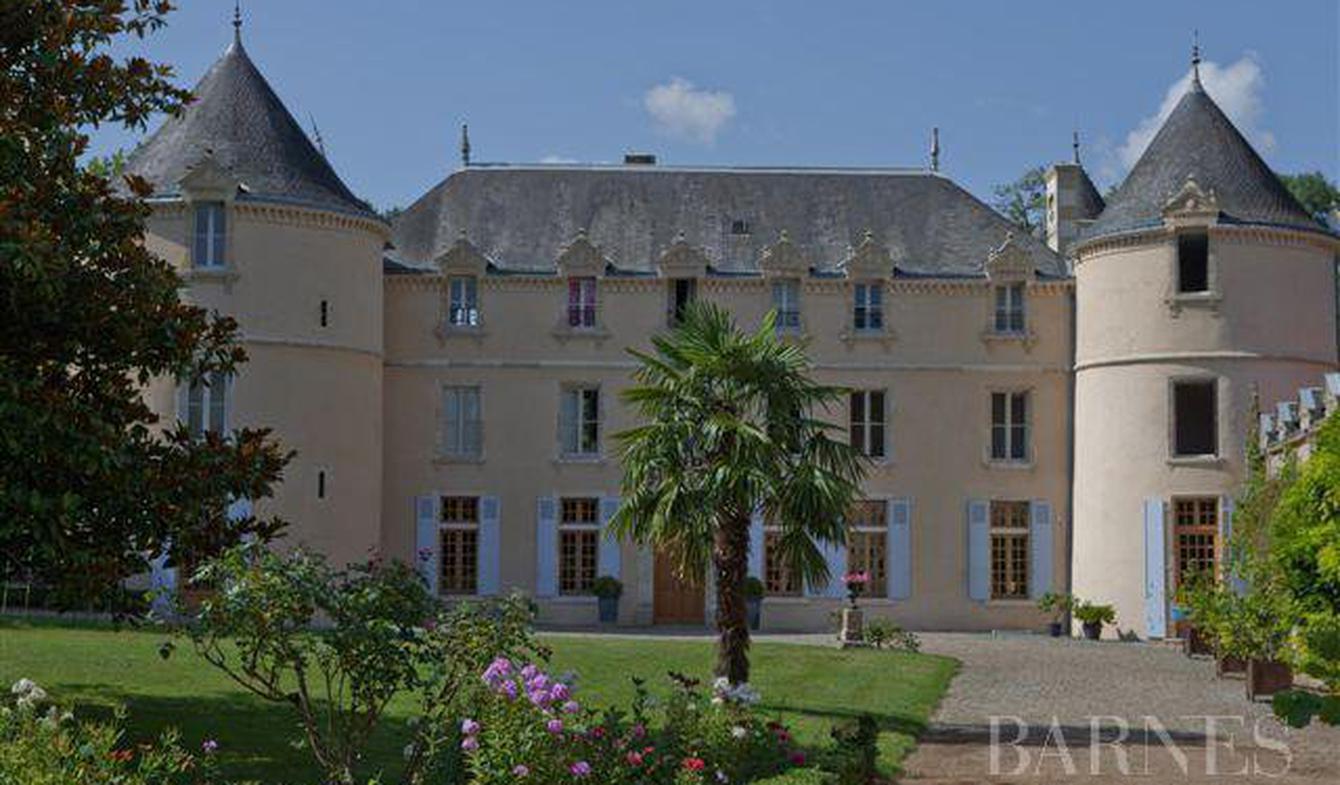 Château La Châtaigneraie