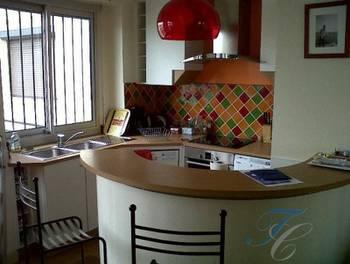 Appartement 2 pièces 52,76 m2