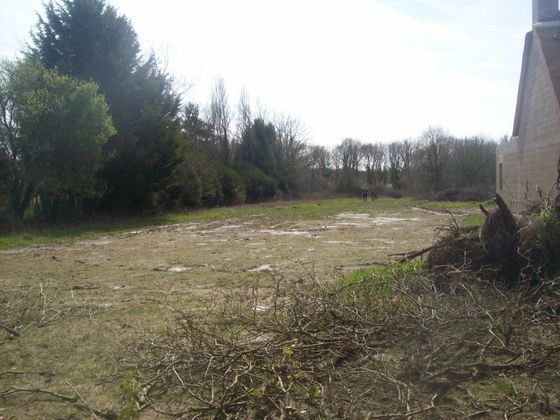 Vente terrain 1800 m2