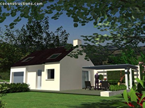 Vente maison 5 pièces 59,5 m2
