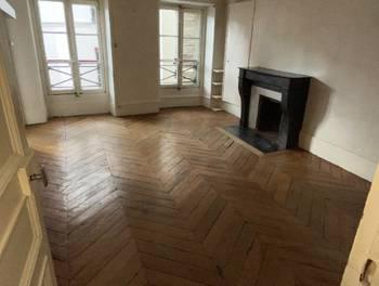 Appartement 2 pièces 42,86 m2