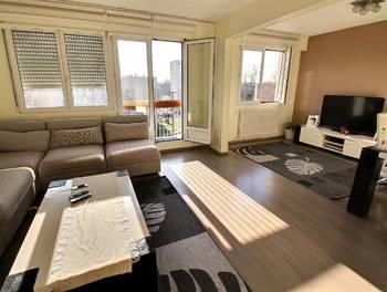 Appartement 6 pièces 104,76 m2