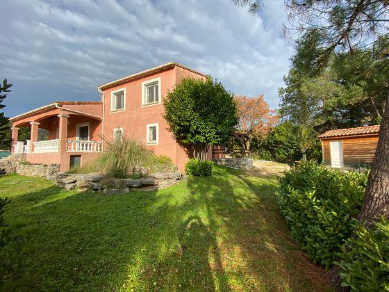 Vente villa 5 pièces 130,44 m2