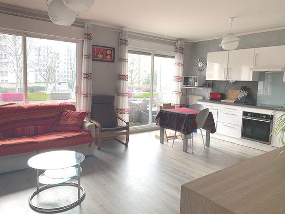 Vente appartement 3 pièces 62,41 m2