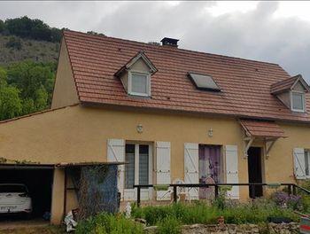 maison à Saint-Martin-Labouval (46)