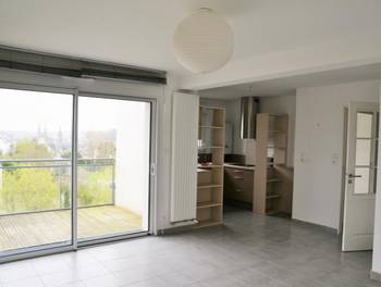 Appartement 2 pièces 49,72 m2