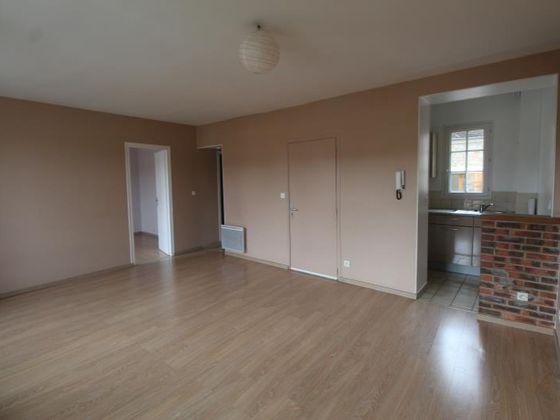 Location appartement 3 pièces 58,51 m2