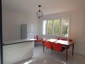 Appartement meublé 2 pièces 54,96 m2