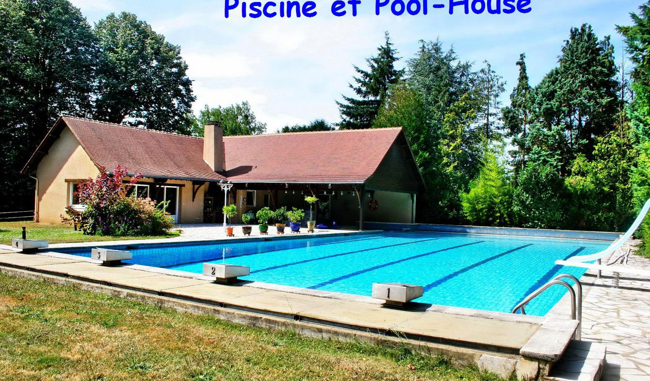Property with pool Yvré-l'Evêque