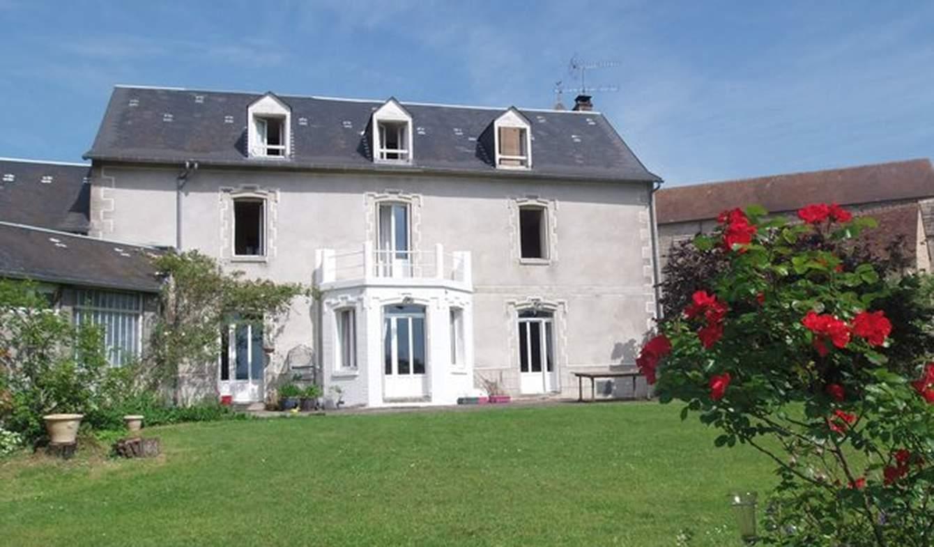 Propriété Saint-Etienne-de-Fursac