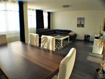 Appartement 3 pièces 66,41 m2