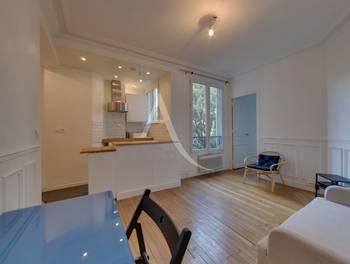 Appartement meublé 2 pièces 31,29 m2