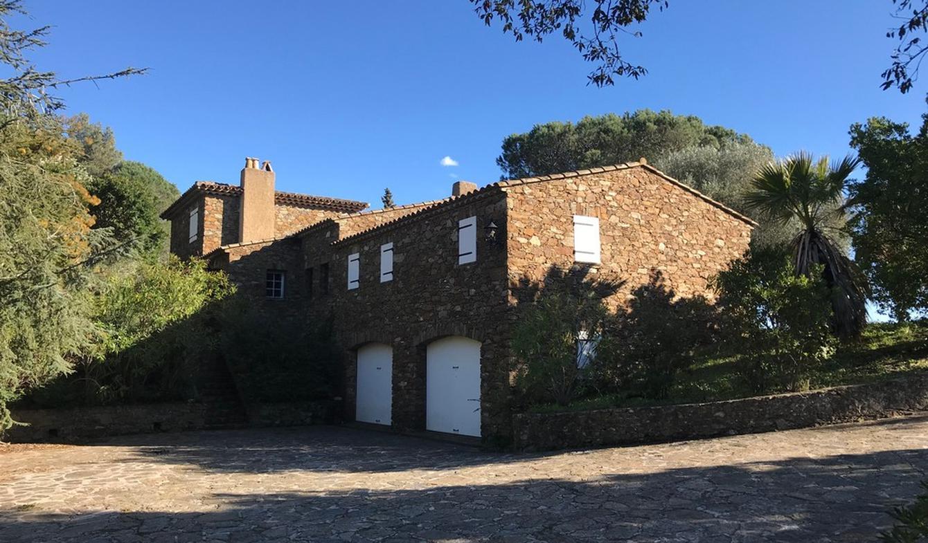 Bastide La Croix-Valmer