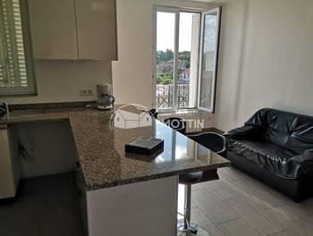 Appartement meublé 3 pièces 46,66 m2