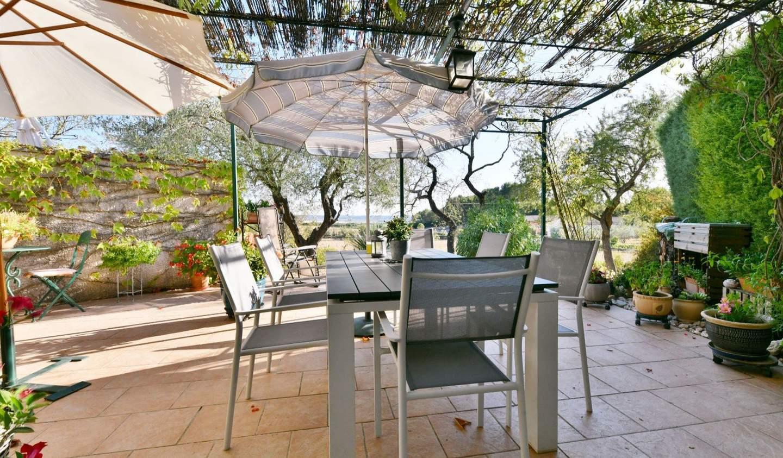 Villa avec piscine Uzès