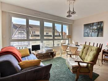 Appartement 2 pièces 32,58 m2