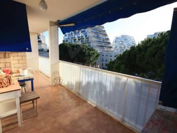 Appartement 2 pièces 44,28 m2