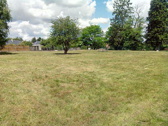 Vente terrain 2170 m2