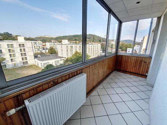 Location appartement 3 pièces 75,43 m2